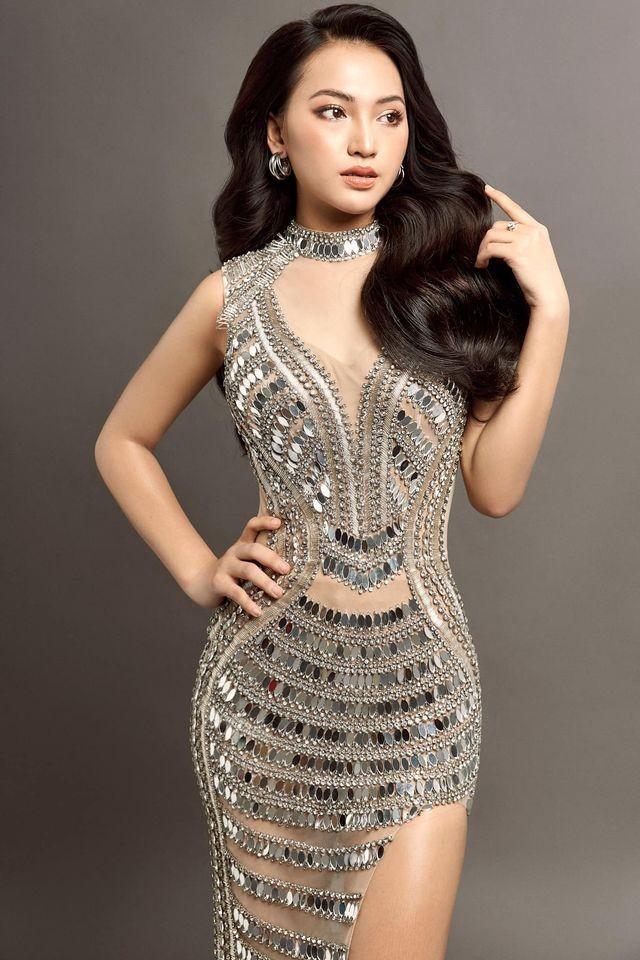 Nữ sinh 2K sở hữu vẻ đẹp nóng bỏng như nữ Idol Hàn Quốc dự thi Hoa hậu Việt Nam ảnh 4