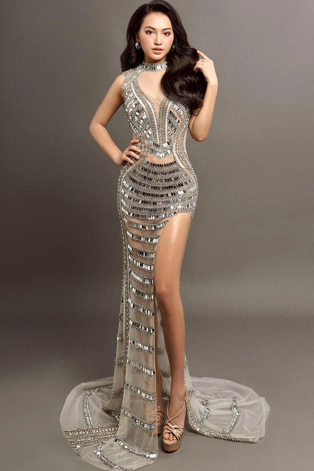 Nữ sinh 2K sở hữu vẻ đẹp nóng bỏng như nữ Idol Hàn Quốc dự thi Hoa hậu Việt Nam ảnh 2