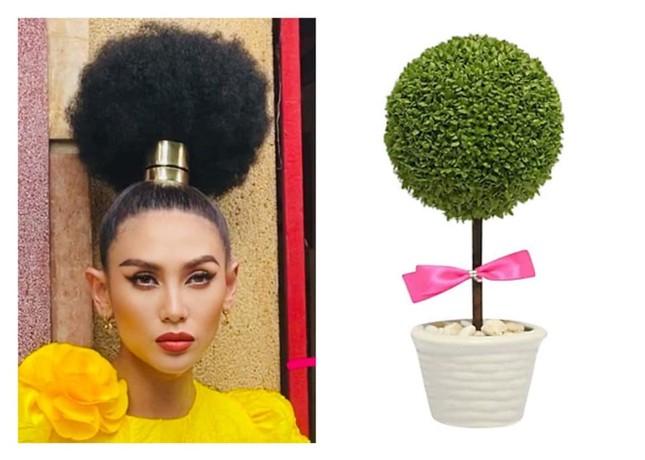 Võ Hoàng Yến 'tấu hài' với mái tóc súp-lơ, Mai Phương Thuý nóng bỏng cùng áo tắm ảnh 3