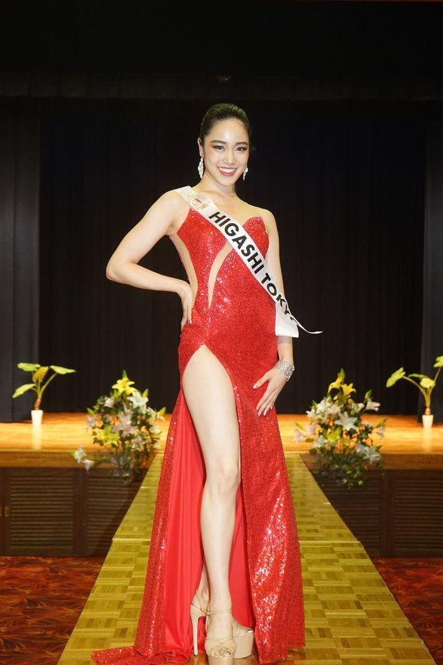 Dàn thí sinh Hoa hậu Quốc tế Nhật Bản gây 'sốc' với nhan sắc 'xấu đều' ảnh 10
