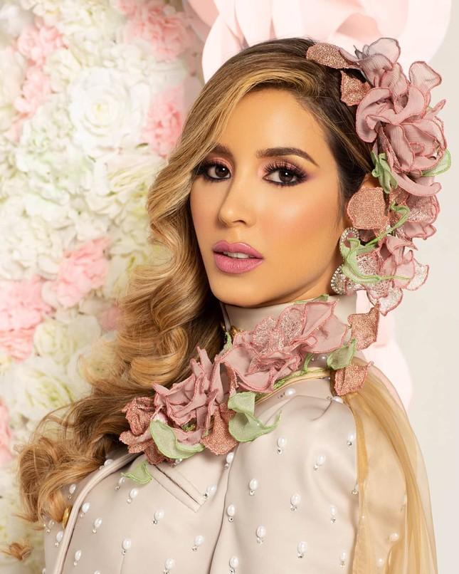 Mỹ nhân 24 tuổi sở hữu đôi chân dài 'cực phẩm lên ngôi Hoa hậu Venezuela 2020 ảnh 6