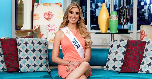 Mỹ nhân 24 tuổi sở hữu đôi chân dài 'cực phẩm lên ngôi Hoa hậu Venezuela 2020 ảnh 5