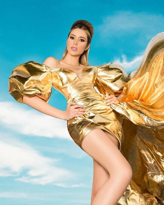 Mỹ nhân 24 tuổi sở hữu đôi chân dài 'cực phẩm lên ngôi Hoa hậu Venezuela 2020 ảnh 4