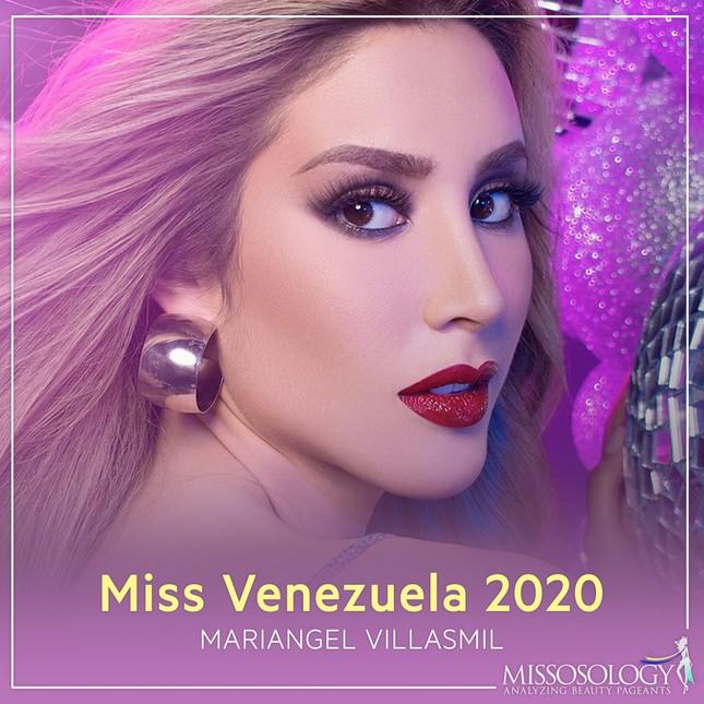 Mỹ nhân 24 tuổi sở hữu đôi chân dài 'cực phẩm lên ngôi Hoa hậu Venezuela 2020 ảnh 2