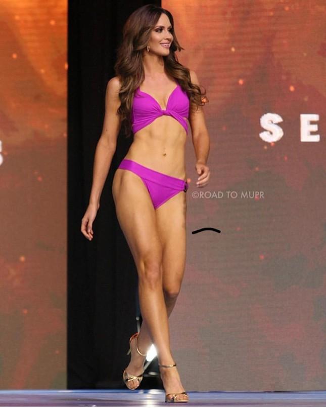 Tân Hoa hậu Hoàn vũ Puerto Rico sở hữu chiều cao 'khủng' 1m80 cùng học vấn đáng nể ảnh 11