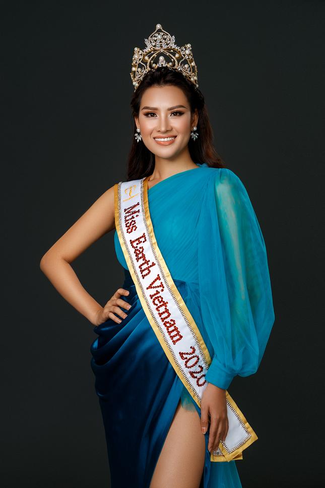 Hé lộ đại diện Việt Nam tham dự Hoa hậu Trái đất 2020 ảnh 1