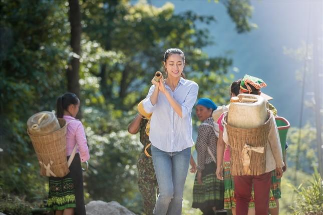 Người đẹp Nhân ái của Hoa hậu Việt Nam 2020: Cơ hội giành tấm vé vào thẳng top 5 ảnh 1