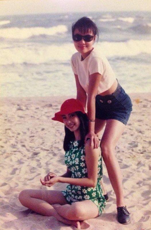 Nhan sắc gần 30 năm trước của Minh Anh - bạn gái cũ cố tài tử Lê Công Tuấn Anh ảnh 1