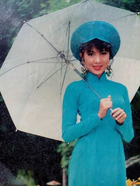 Nhan sắc gần 30 năm trước của Minh Anh - bạn gái cũ cố tài tử Lê Công Tuấn Anh ảnh 3