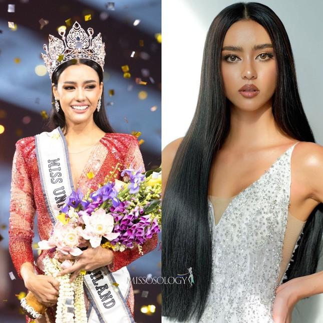 Xuất hiện cùng các đối thủ nặng ký tại Miss Universe 2021, Khánh Vân vẫn nhận 'bão like' ảnh 2