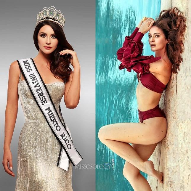 Xuất hiện cùng các đối thủ nặng ký tại Miss Universe 2021, Khánh Vân vẫn nhận 'bão like' ảnh 12
