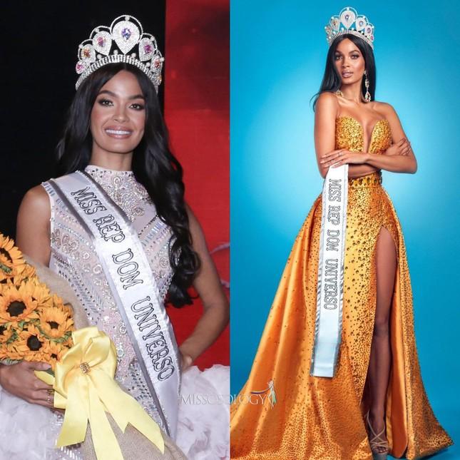 Xuất hiện cùng các đối thủ nặng ký tại Miss Universe 2021, Khánh Vân vẫn nhận 'bão like' ảnh 14