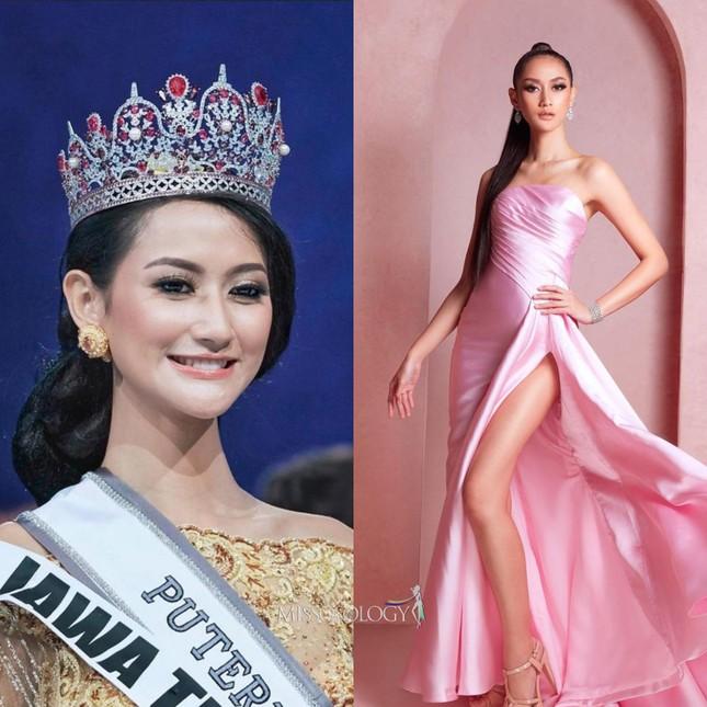Xuất hiện cùng các đối thủ nặng ký tại Miss Universe 2021, Khánh Vân vẫn nhận 'bão like' ảnh 10