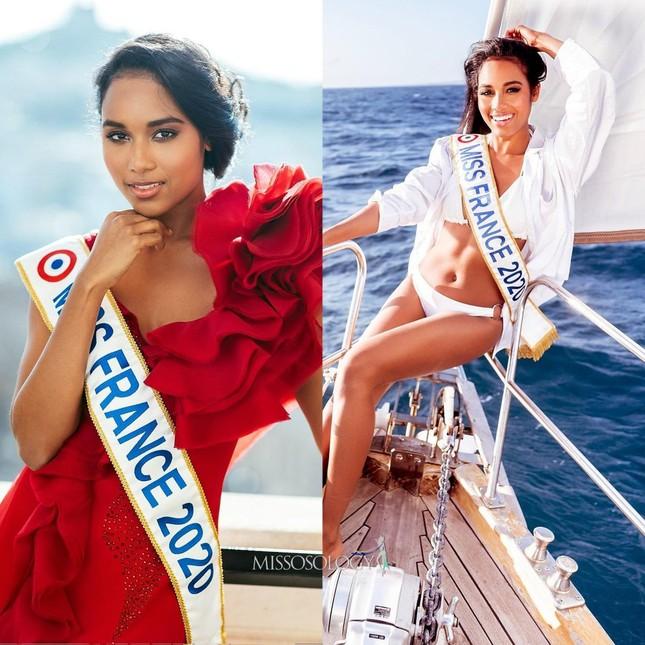 Xuất hiện cùng các đối thủ nặng ký tại Miss Universe 2021, Khánh Vân vẫn nhận 'bão like' ảnh 8
