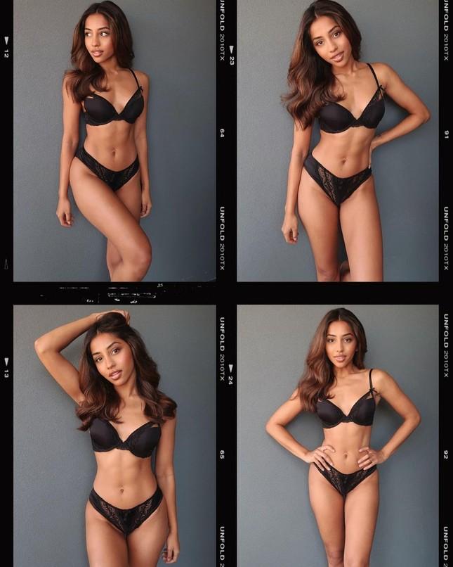 Mỹ nhân lai Ấn sở hữu nhan sắc cực nóng bỏng lên ngôi Hoa hậu Hoàn vũ Australia 2020 ảnh 12