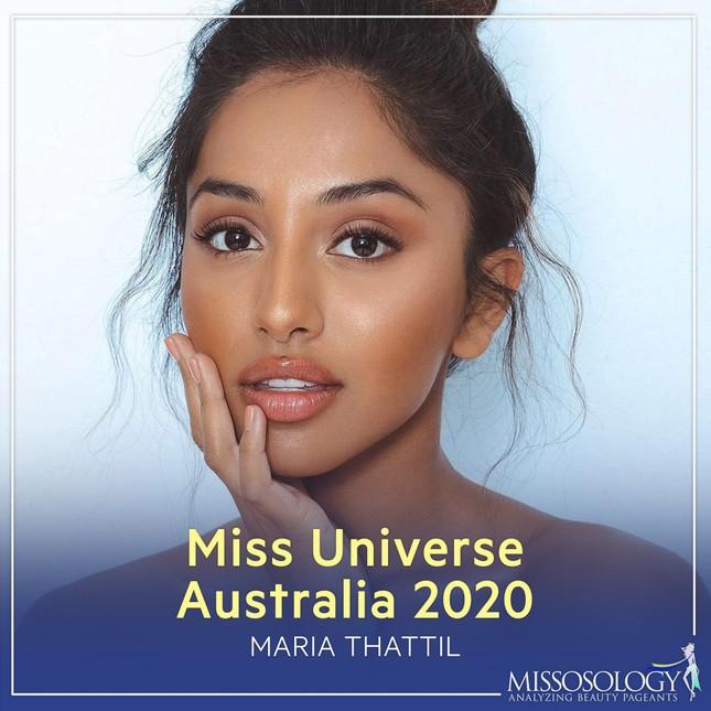 Mỹ nhân lai Ấn sở hữu nhan sắc cực nóng bỏng lên ngôi Hoa hậu Hoàn vũ Australia 2020 ảnh 1