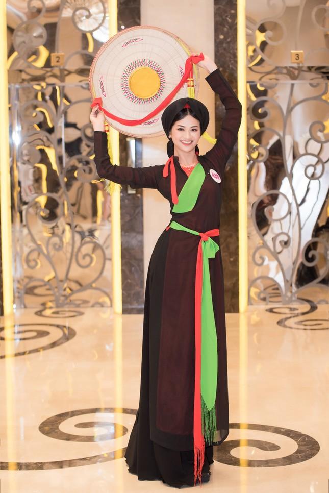 Choáng ngợp với sự đầu tư công phu của dàn thí sinh HHVN dự sơ khảo Người đẹp tài năng ảnh 8