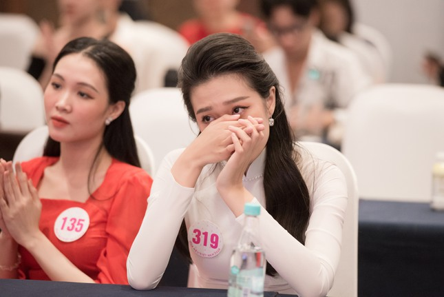 Choáng ngợp với sự đầu tư công phu của dàn thí sinh HHVN dự sơ khảo Người đẹp tài năng ảnh 13