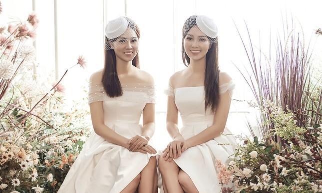 Á hậu Thuỵ Vân sẽ thiết kế váy cưới cho bạn gái kém 16 tuổi của NSND Công Lý ảnh 1