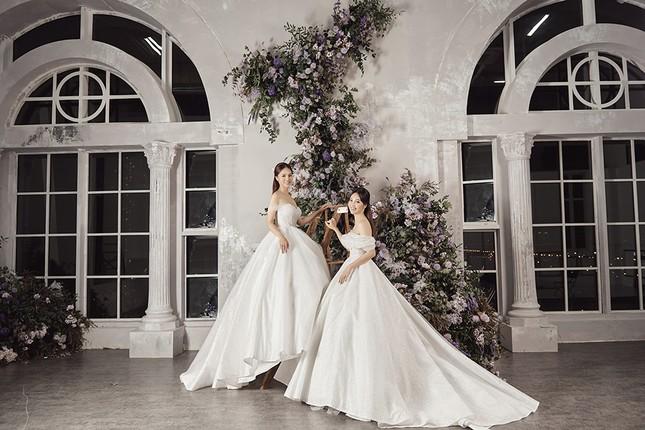 Á hậu Thuỵ Vân sẽ thiết kế váy cưới cho bạn gái kém 16 tuổi của NSND Công Lý ảnh 3