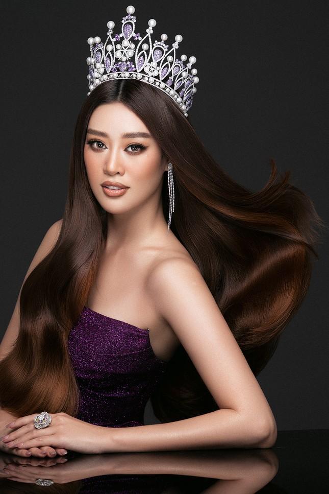 Khánh Vân được dự đoán lọt top 5 Miss Universe 2021 cùng loạt đối thủ đáng gờm ảnh 2