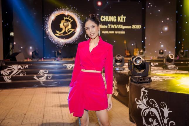 Hoa hậu Diễm Hương bất ngờ úp mở bạn trai mới, Minh Tú menly không nhận ra khi mặc vest ảnh 7