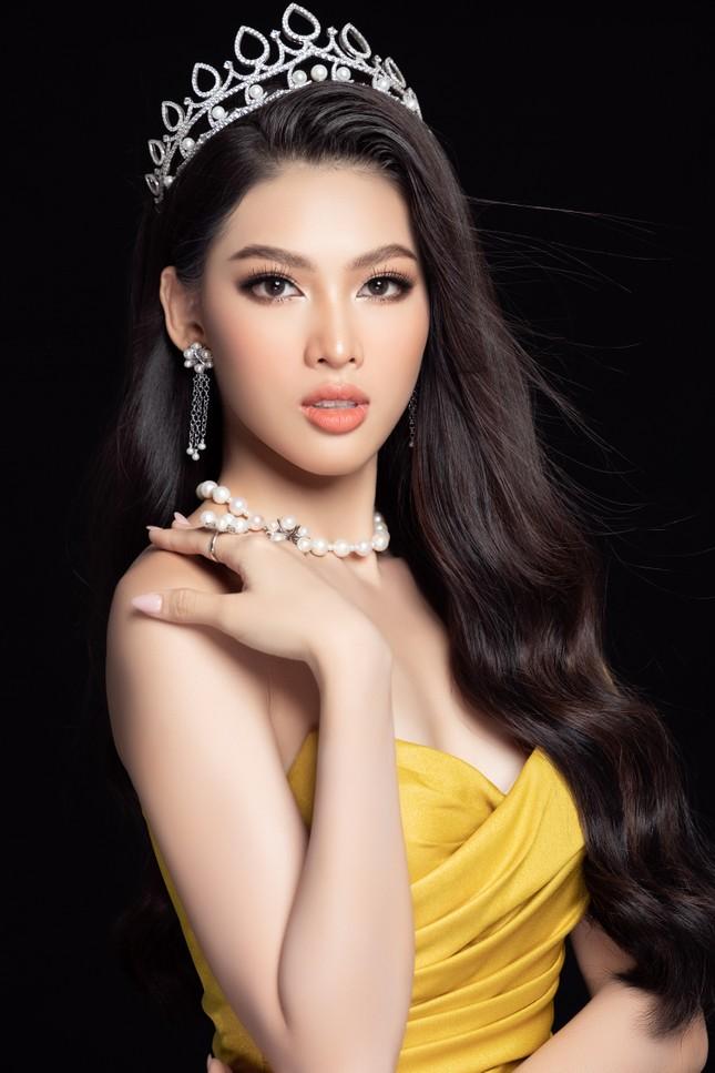 Hé lộ trang phục dân tộc của Á hậu Ngọc Thảo đem đến Miss Grand International 2020 ảnh 1
