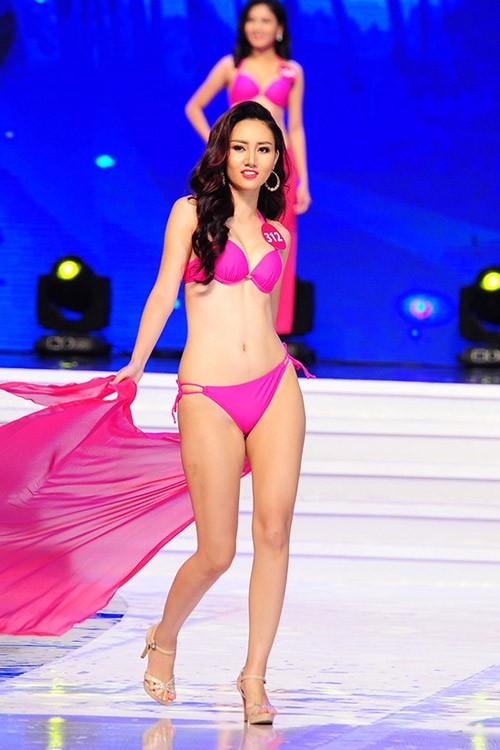 Giảm cân thần tốc, dàn người đẹp giành được danh hiệu cao khi dự thi Hoa hậu Việt Nam ảnh 7