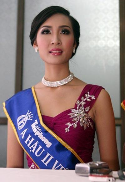 Top 3 HHVN 2010: Ngọc Hân thành nhà thiết kế nổi tiếng, Á hậu Hoàng My chu du khắp thế giới ảnh 13