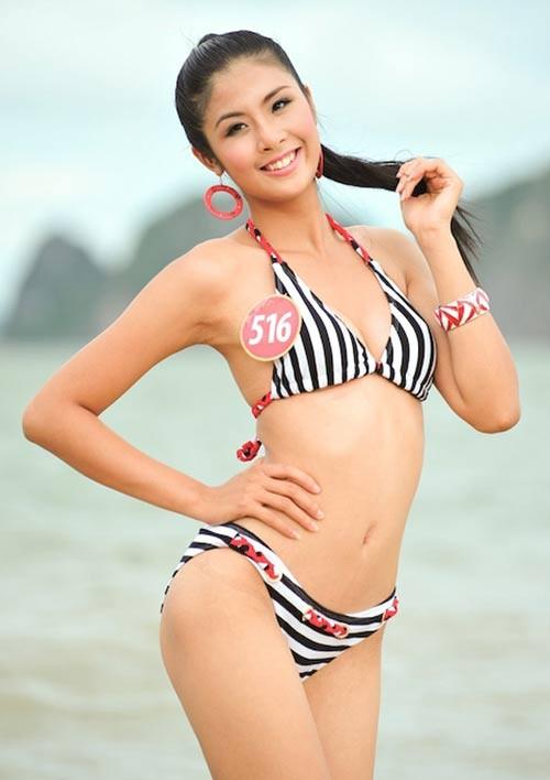 Top 3 HHVN 2010: Ngọc Hân thành nhà thiết kế nổi tiếng, Á hậu Hoàng My chu du khắp thế giới ảnh 2