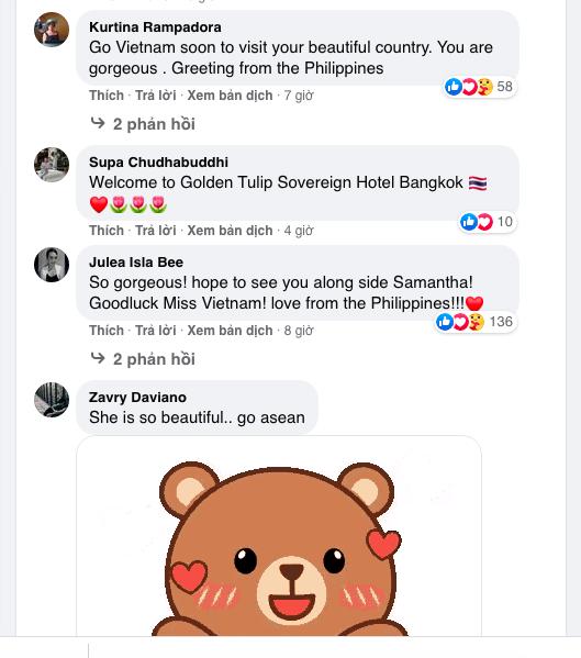 Á hậu Ngọc Thảo quay clip chia sẻ ngày đầu cách ly ở Thái, được fans quốc tế khen hết lời ảnh 4
