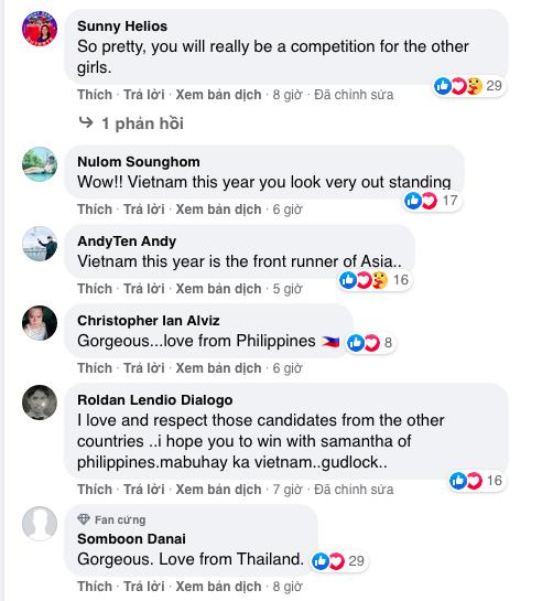 Á hậu Ngọc Thảo quay clip chia sẻ ngày đầu cách ly ở Thái, được fans quốc tế khen hết lời ảnh 6