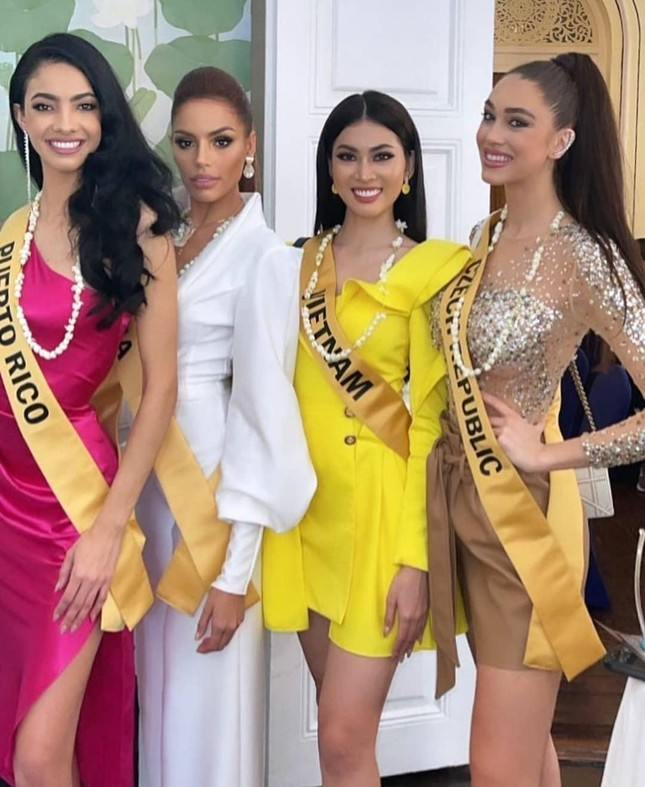 Hành trình rực rỡ đến Top 20 của Á hậu Ngọc Thảo tại Miss Grand 2020 ảnh 11
