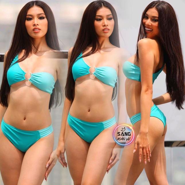 Hành trình rực rỡ đến Top 20 của Á hậu Ngọc Thảo tại Miss Grand 2020 ảnh 15