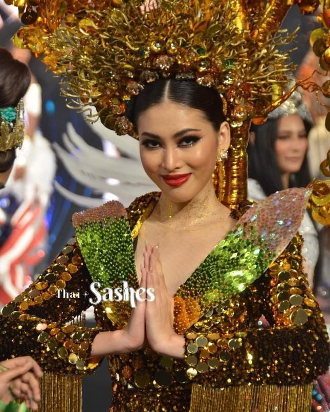 Hành trình rực rỡ đến Top 20 của Á hậu Ngọc Thảo tại Miss Grand 2020 ảnh 19