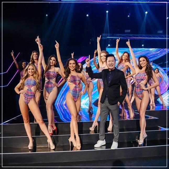 Hành trình rực rỡ đến Top 20 của Á hậu Ngọc Thảo tại Miss Grand 2020 ảnh 20