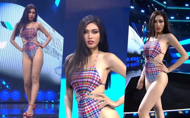 Hành trình rực rỡ đến Top 20 của Á hậu Ngọc Thảo tại Miss Grand 2020 ảnh 21