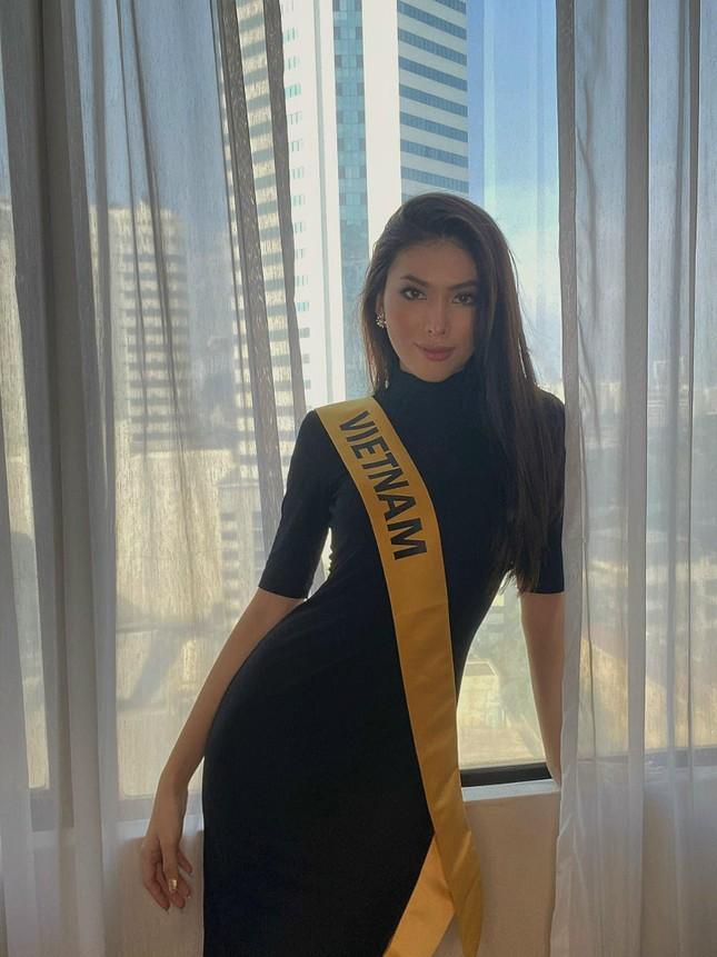Hành trình rực rỡ đến Top 20 của Á hậu Ngọc Thảo tại Miss Grand 2020 ảnh 5