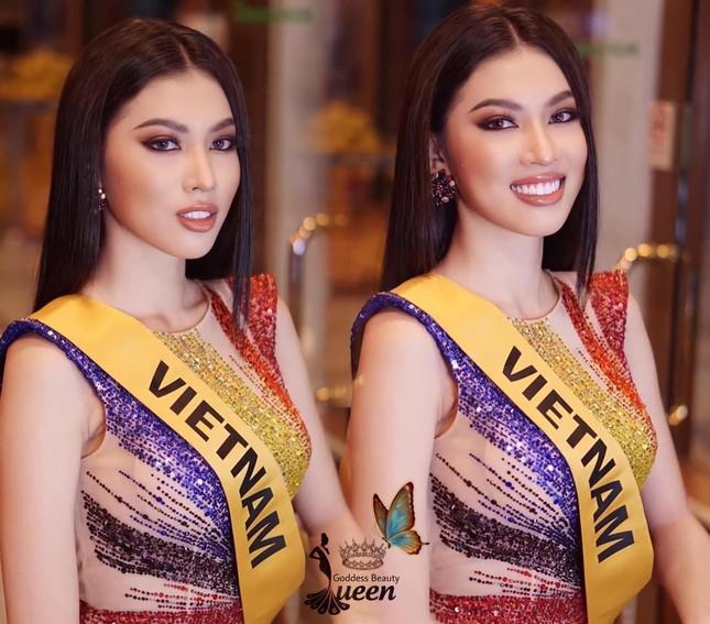 Hành trình rực rỡ đến Top 20 của Á hậu Ngọc Thảo tại Miss Grand 2020 ảnh 8