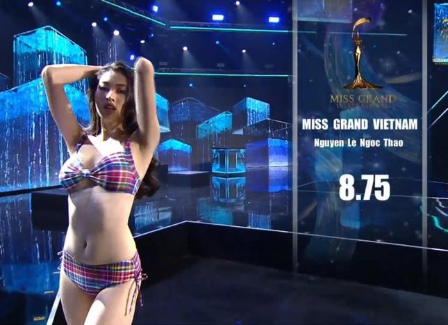 Hành trình rực rỡ đến Top 20 của Á hậu Ngọc Thảo tại Miss Grand 2020 ảnh 24