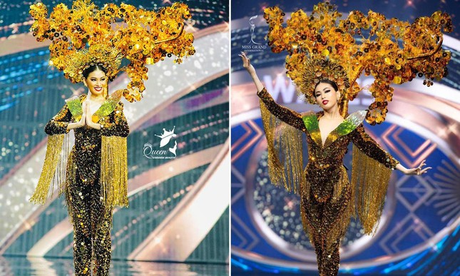 Á hậu Ngọc Thảo lần đầu lên tiếng sau dừng chân ở top 20 Miss Grand 2020 ảnh 2