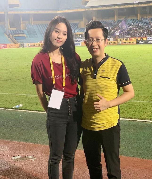 Sắc vóc nóng bỏng của hai nữ biên tập viên VTV từng dự thi Hoa hậu Việt Nam ảnh 13
