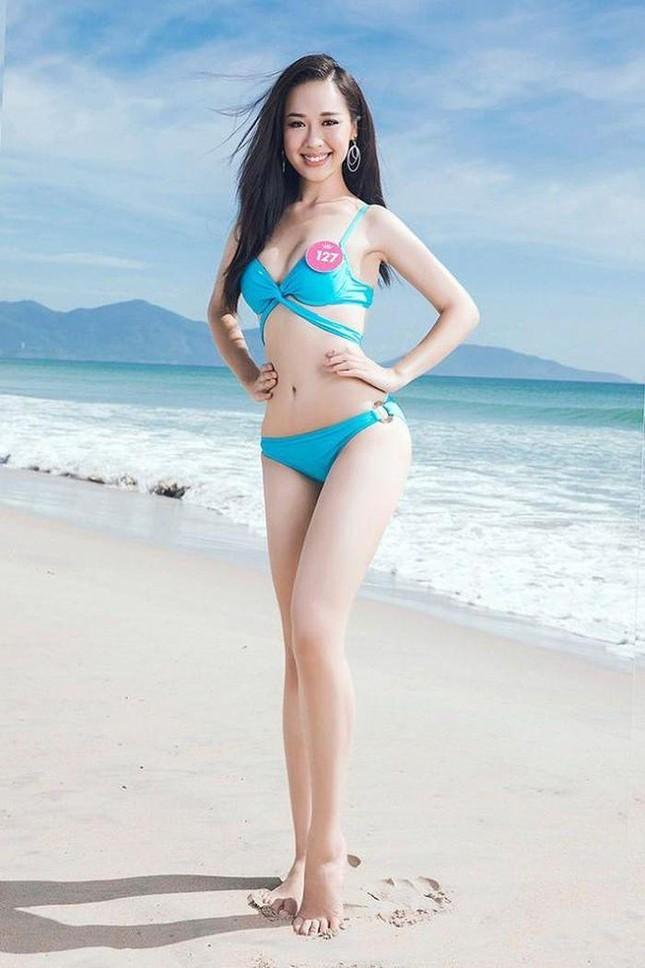 Sắc vóc nóng bỏng của hai nữ biên tập viên VTV từng dự thi Hoa hậu Việt Nam ảnh 2