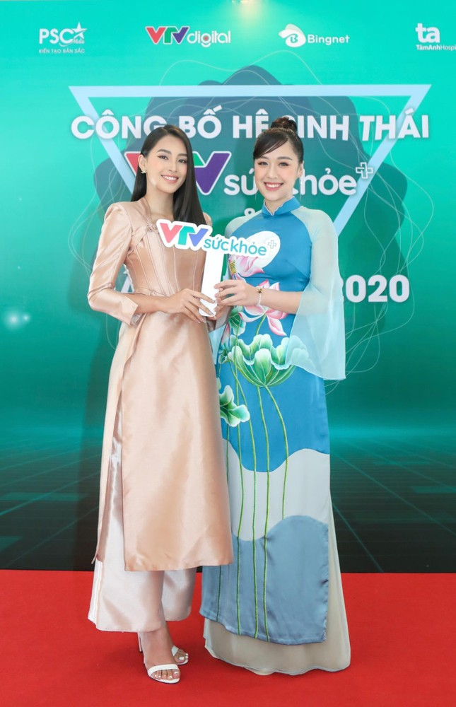 Sắc vóc nóng bỏng của hai nữ biên tập viên VTV từng dự thi Hoa hậu Việt Nam ảnh 5