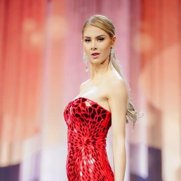 Hé lộ đoạn clip Ngọc Thảo lên ngôi Á hậu 1 trong buổi diễn tập chung kết Miss Grand ảnh 2