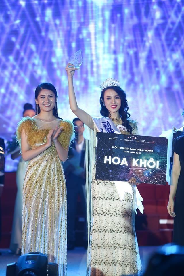 Những Hoa khôi đình đám của Đại học Ngoại thương từng dự thi Hoa hậu Việt Nam ảnh 4