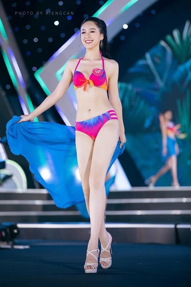 Những người đẹp từng giảm cân 'khủng' để thi Hoa hậu Việt Nam ảnh 9