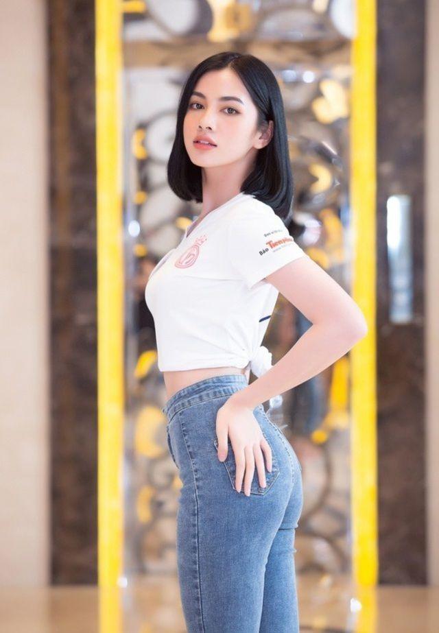 Những người đẹp từng giảm cân 'khủng' để thi Hoa hậu Việt Nam ảnh 1