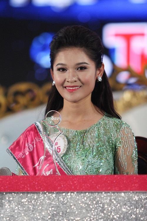 Những Hoa khôi đình đám của Đại học Ngoại thương từng dự thi Hoa hậu Việt Nam ảnh 8