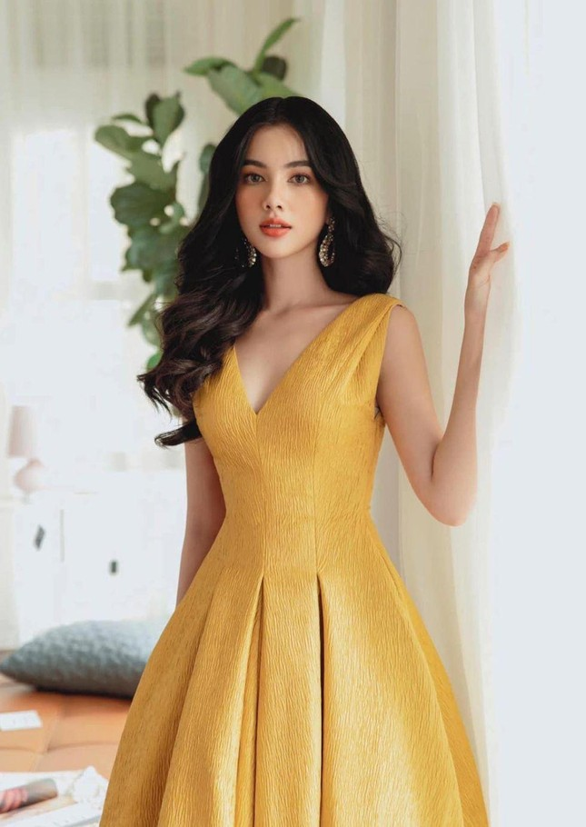 Những người đẹp từng giảm cân 'khủng' để thi Hoa hậu Việt Nam ảnh 4